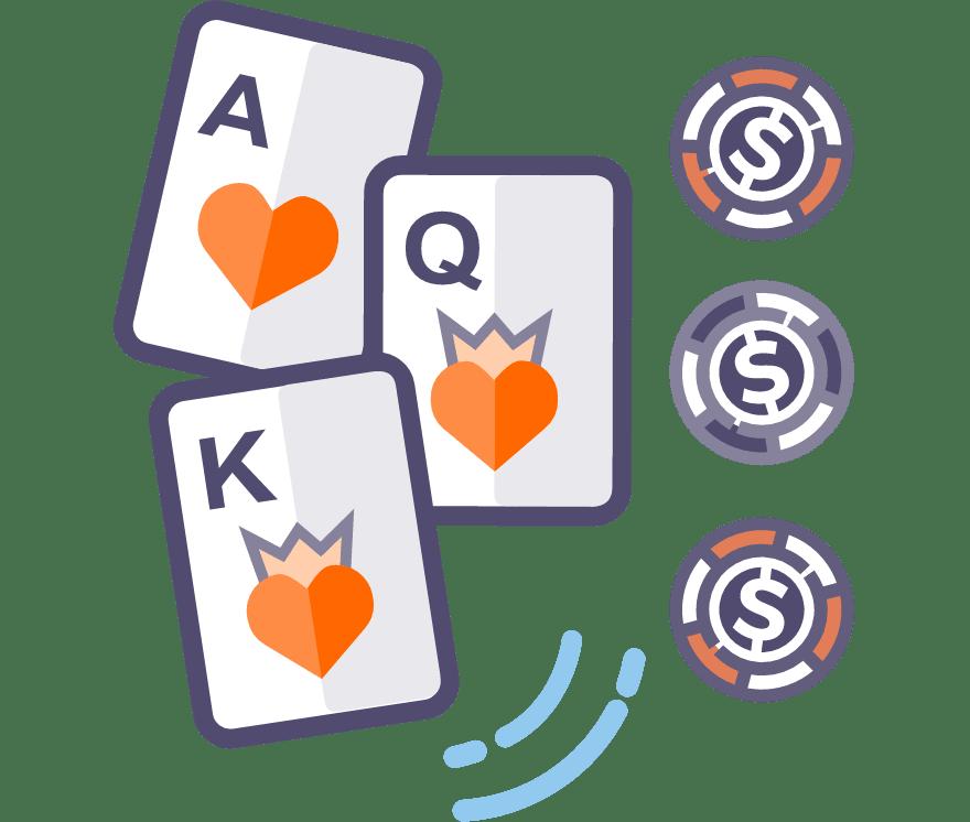 Juega Live Three Card Poker