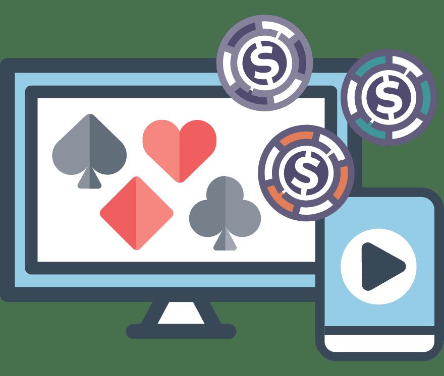Casinos de video póquer en vivo - Mejor calificado 2021