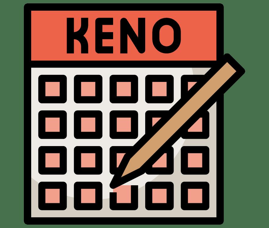 Juega Keno en vivo en línea