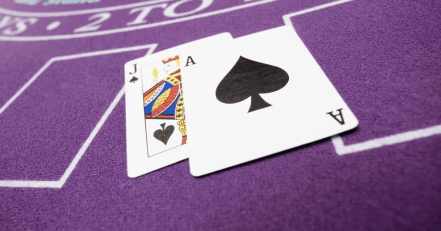 Explicación de la etiqueta y los consejos del blackjack en vivo: cómo comportarse