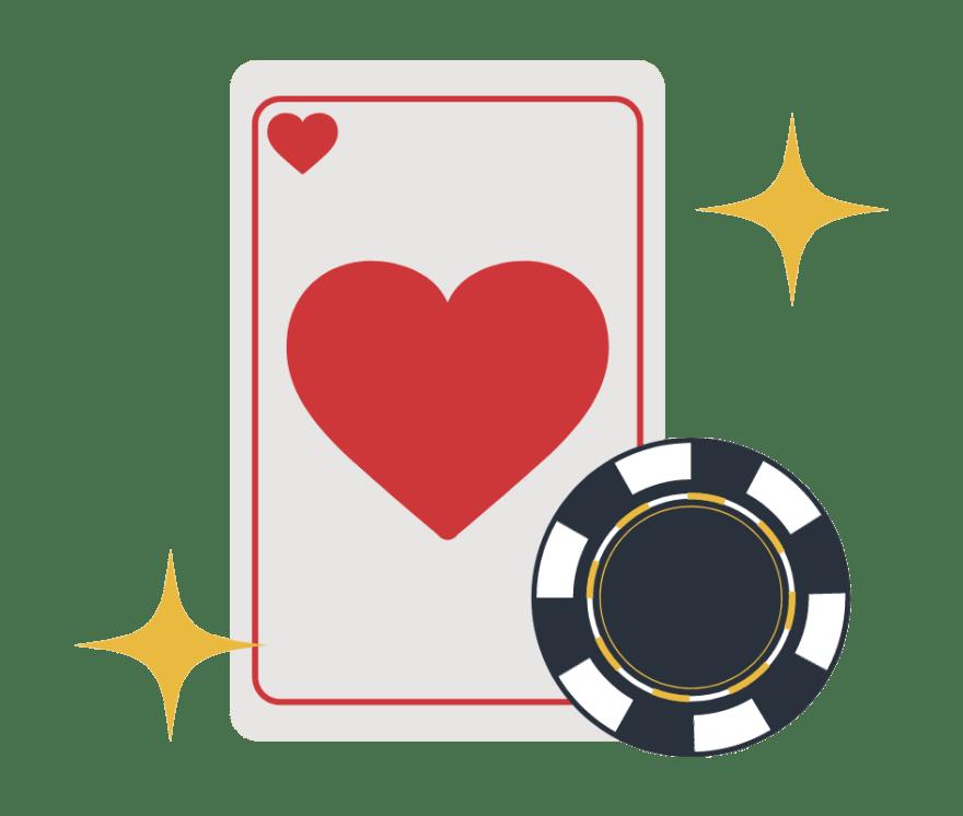 Los 94 mejores sitios de Casino de Póker en línea en México