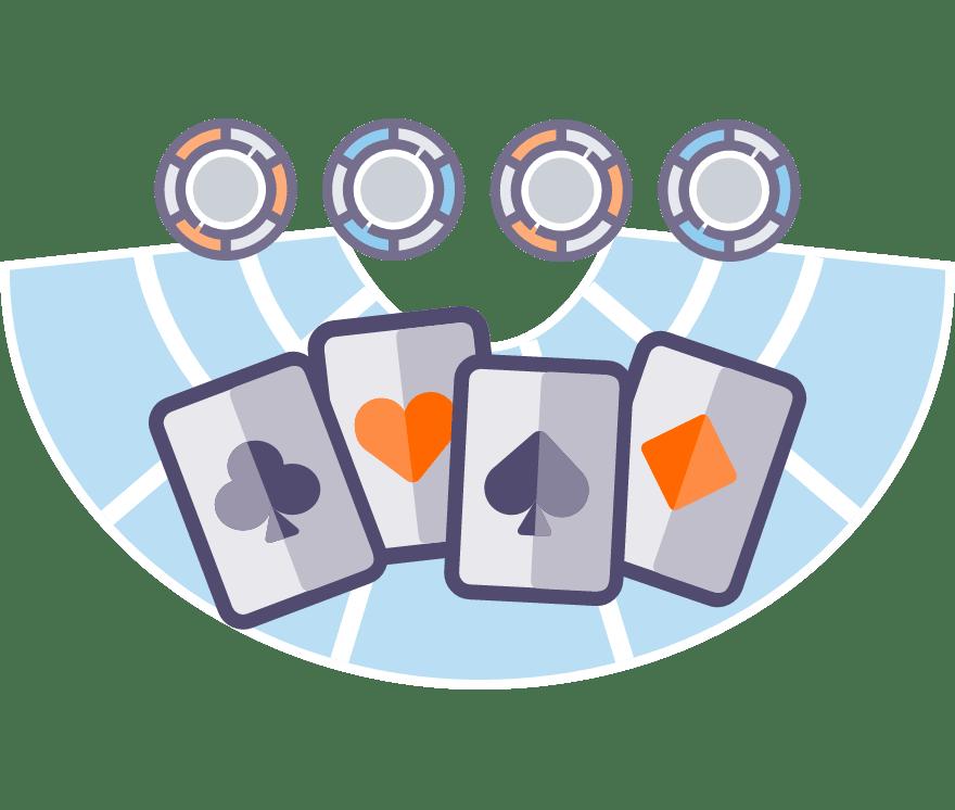 Los 100 mejores sitios de Casino de Bacará en línea en México