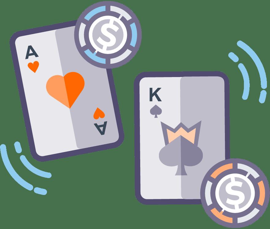 Los 8 mejores sitios de Casino de Guerra de casino en línea en México
